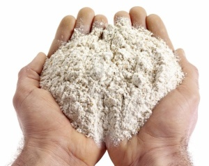 HANDFUL OF WHOLE WHEAT FLOUR